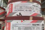 Csiszolóvászon végtelenített 60x400 P 80 /10db
