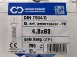SF.-onfuro-lemezcsavar-4.8-63-250-db-ITH
