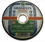 Vágókorong  FÉM 115x1.0x22.2 grani.  /25db