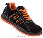 MV Urgent cipő Orange 216 S1 fekete 40-46