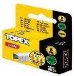TOPEX tűzőkapocs 41E408 8 mm/1000 db