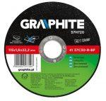 GRAPHITE-vagokorong-125-16-ko-57H722