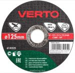 VERTO-vagokorong-125-30-61H525