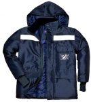 MV PORTWEST CS10 hűtőházi kabát (MÉRETEK: S-XXXL)