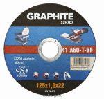GRAPHITE-vagokorong-femre-125-10-57H707