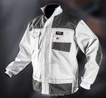 MV fehér/szürke NEO kabát 81-110 S-XXL méretek