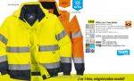 MV Portwest C468  Hi-Vis 2 az 1-ben kabát sárga L-XXL
