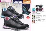 MV Portwest FW39  Steelite női félcipő S1P  36-43 méretek