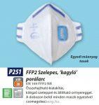 MV Portwest P251 FFP2 Kagylós szelepes porálarc (20 db)