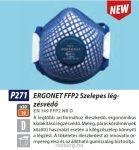 MV Portwest P271 Ergonet FFP2 Respirator (10)
