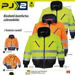 MV Portwest PJ50 Hi-Vis Pilot Jacket S-5XL