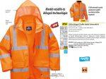 MV Portwest RT63  HIVIS LÉLEGZŐ TRAFFIC kabát S-3XL