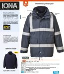 MV Portwest S431  Iona™ 3 az 1-ben Traffic kabát  S-3XL