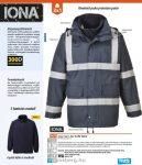 MV Portwest S431 Iona™ 3 az 1-ben Traffic kabát S-3XL