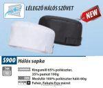 MV Portwest S900  hálós sapka fekete vagy fehér