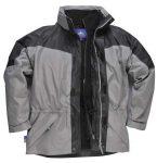 MV szürke/fekete Portwest 3/1 AVIEMORE kabát S570 S, M, l, XL, XXL, méretek