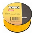 Kőműves zsinór 50m Topex    13A905