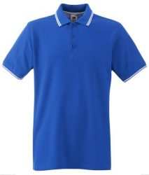Fruit-of-the-Loom-63-032-TIPPED-galleros-polo-ROYA