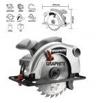 GRAPHITE-korfureszgep-1200W-58G486