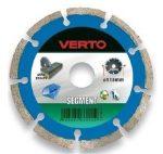 VERTO-gyemantvago-125-22-szegmens-61H2S5