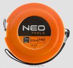 NEO földmérő acél szalaggal 20 méteres 68-120