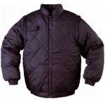 MV kék steppelt CHOUKA SLEEVE kabát (MÉRETEK: XS-XXXL)