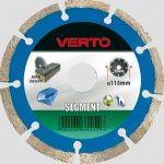 VERTO-gyemantvago-230-22-szegmens-61H2S9