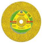 Klingspor vágókorong 125x2.5 kő C24EX