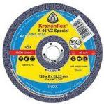 Klingspor vágókorong és tisztító 115x2 A46VZ