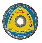 Klingspor vágókorong 115x1.0 inox T60AZ