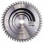 Bosch Optiline körfűrészlap 190 x 20/16 x 2,6 mm, 48 fog