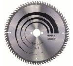 Bosch Optiline körfűrészlap 250 x 30 x 3,2 mm, 80  fog