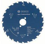 Bosch körfűrészlap, Expert építő fához  ( Construct Wood) 200x30x2/1.3x30 T