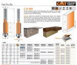 Felsőmaró CMT 706.064.11 másolómaró
