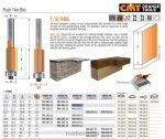 Felsőmaró CMT 906.096.11 másolómaró