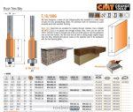 Felsőmaró CMT 906.630.11 másolómaró