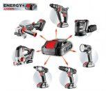 Akkus gépek külön rendelhető akkuval GRAPHITE Energy+