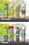 MESTER termékek